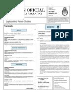 Boletin Oficial 26-03-10 - Primera Seccion