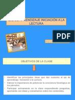 Eje de Aprendizaje Iniciaciòn a La Lectura (1)