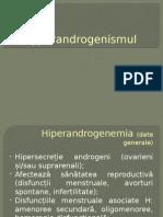 Hiperandrogenie