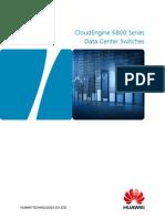 HUAWEI CloudEngine 6800 Switch Datasheet(1)