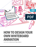 How to Design Your Own Whiteboard Animation