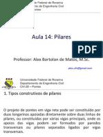 Aula 14 Pilar
