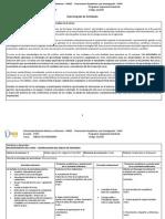 Guia Integrada de Actividades Academicas Curso Dibujo de Ingenieria 216002 2015- II