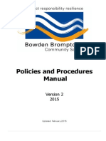 version 2 policies and processes booklet 2015
