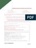 GTSNetS Simulator Installation Manual for Linux Ubuntu