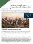 «Me Importa Un Pito», «Irse a La Porra» y Otras Expresiones Populares de Origen Militar - ABC