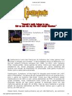 Castlevania SotN - Introdução