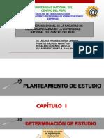 Clima Organizacional de La Facap de La Uncp2