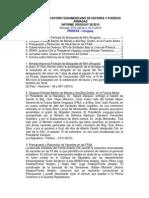Informe Uruguay 38-2015