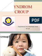 Syndrom Croup