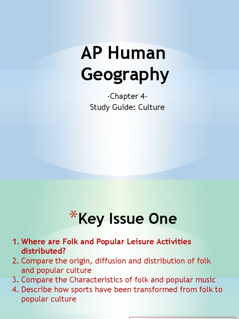Workbooks ap human geography workbook : ap human geography chapter 4 | Recycling | Television