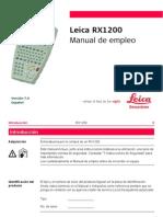 RX1200 User Es