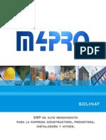 Catalogo m4pro