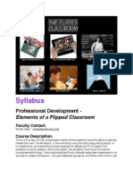 syllabus for final project