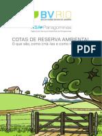 Cotas de Reserva Ambiental