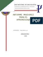 Informe caratula