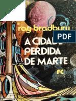A Cidade Perdida de Marte - Ray Bradbury