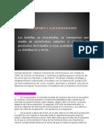 Mercado Interno y Externo Del Vino
