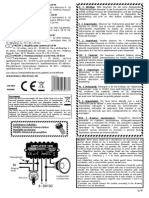 Kemo Electronic m033n Amplifier