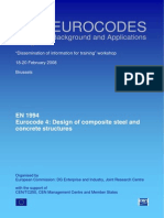 En 1994 Workshop Eurocodes Background and Applications