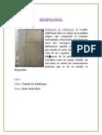Definición de Edafología