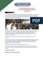 Violences Electorales au Togo