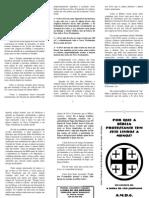 Por Quê Há Sete Livros a Menos Nas Bíblias Protestantes