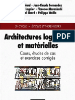 architecture logicielles et matérielles