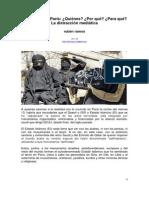 Terrorismo en París