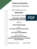 Monografia en Sistemas Computacionales
