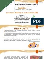 Grafico ABC Ejercicios