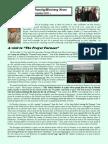 Marcum Family/Ministry Newsletter - November 2015