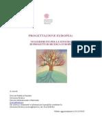 Manuale Progettazione Europea CA' Foscari