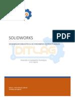 Descargar Biblioteca de Miembros Estructurales SolidWork