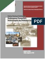 8.Kajian Evaluasi Kebijakan Pembangunan Transportasi; Perkeretaapian Dan Pelabuhan Laut.pdf