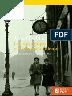 Las Dos Amigas y El Envenenamie - Alfred Doblin