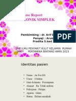 Case Report Eritema Multiform