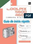 Nikon Coolpix 5600 4600 QSG