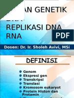 KULIAH 2-1 Bahan Genetik