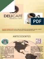 Presentación Deli Cafe