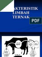 k2 Karakteristik Limbah Ternak