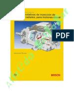 Bosch Bombas Rotativas de Inyeccion de Émbolos Radiales, Para Motores Diesel 52 PAG