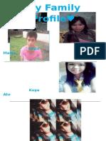 My Family Profile