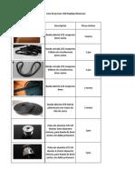Catálogo RepRap CNC