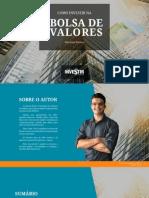 Como Investir Na Bolsa de Valores - Um Guia Prático