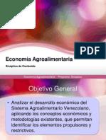 Programa de Economia Agroalimentaria 2015
