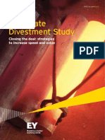 EY Global Corporate Divestment Study 2015