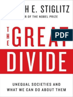 Joseph E. Stiglitz - The Great Divide