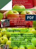 Econ. Agro. Obj. 1 Parte 1 - 2015