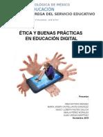 ÉTICA Y BUENAS PRÁCTICAS EN EDUCACIÓN DIGITAL